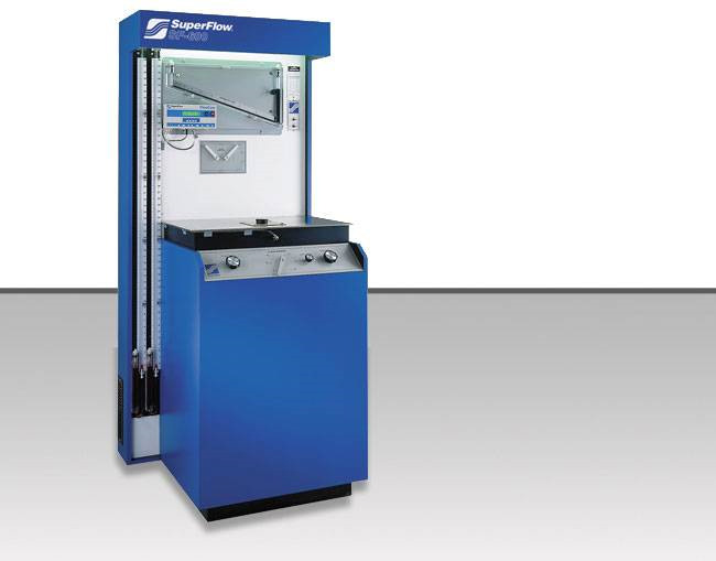 SuperFlow Flowbenches SF600 The Professionals Workhorse