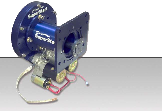 Sprint Car Bell Housing : Superflow engine dynamometers superstart racers pack